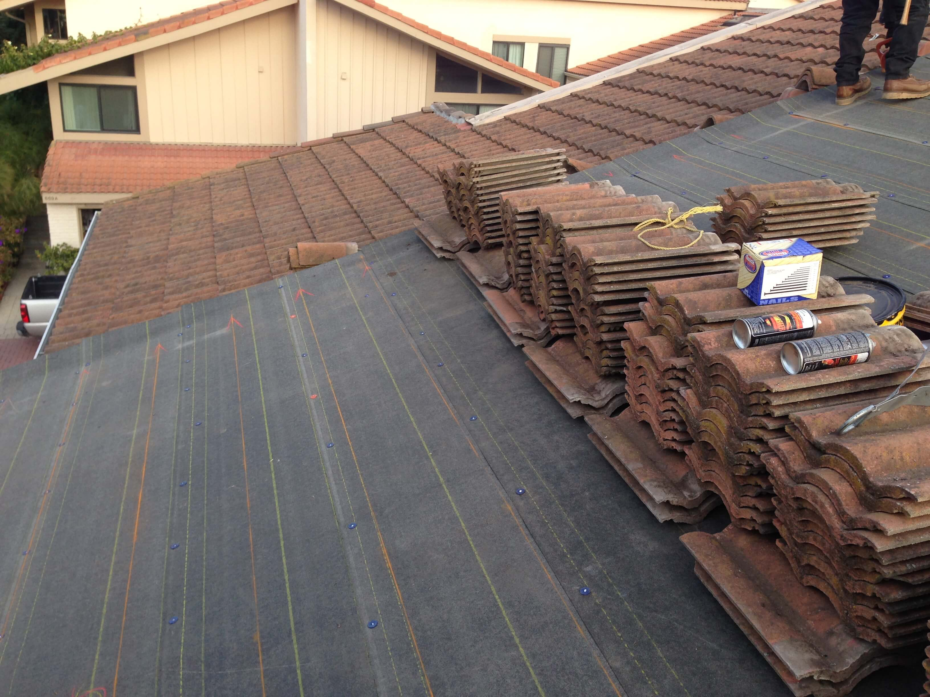 Santa Barbara Roofing System Examples By Quality Roofing