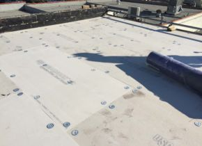 PVC Roofing Installation
